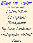 Photo Exhibition at Caithness Horizons in January 2012