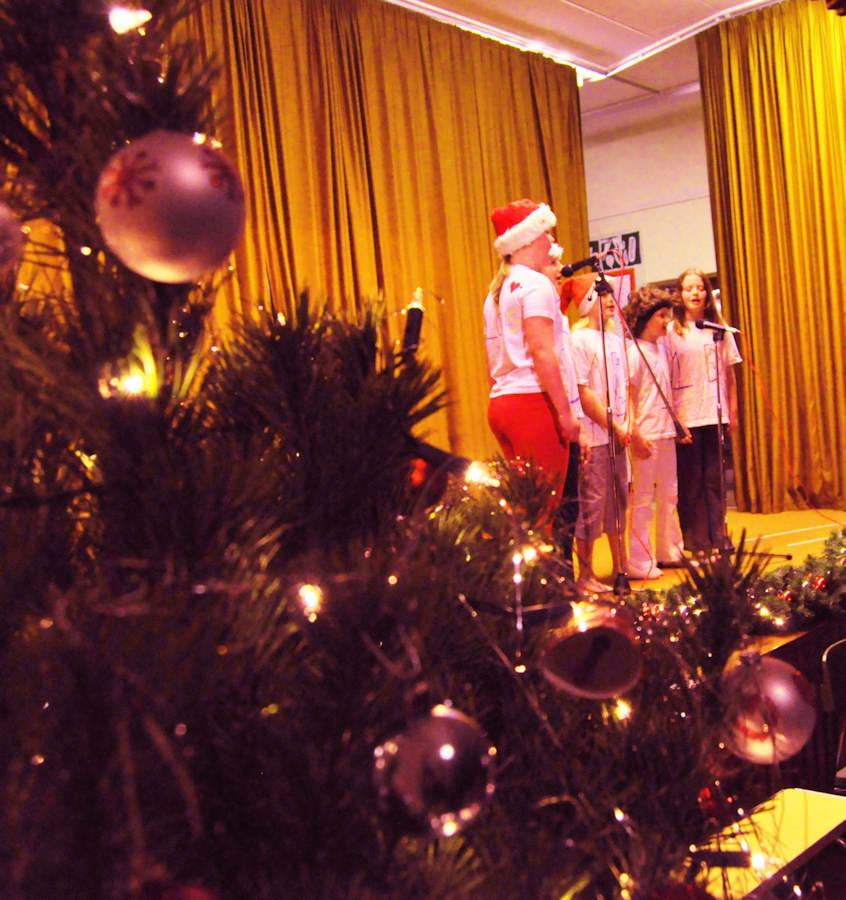 Photo: Keiss Christmas Concert