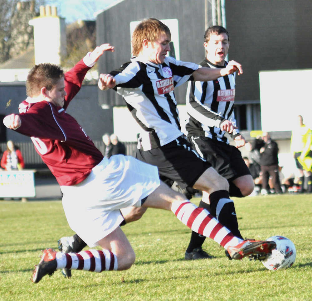Photo: Wick Academy V Keith