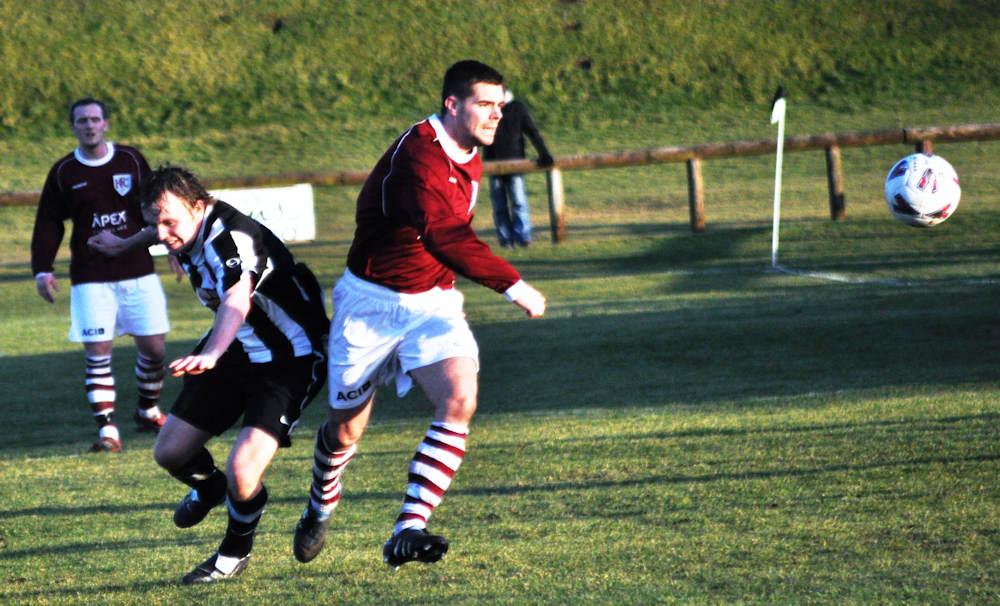Photo: Wick Academy V Keith