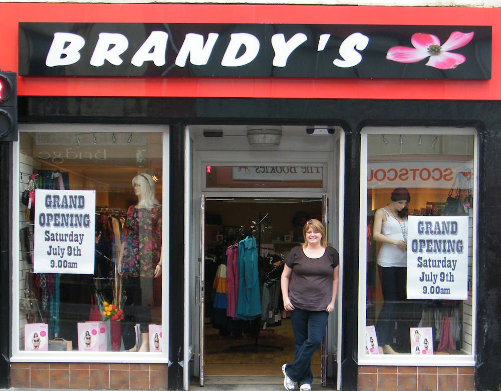 Photo: Brandy's - A New Ladies Clothes Shop In Wick