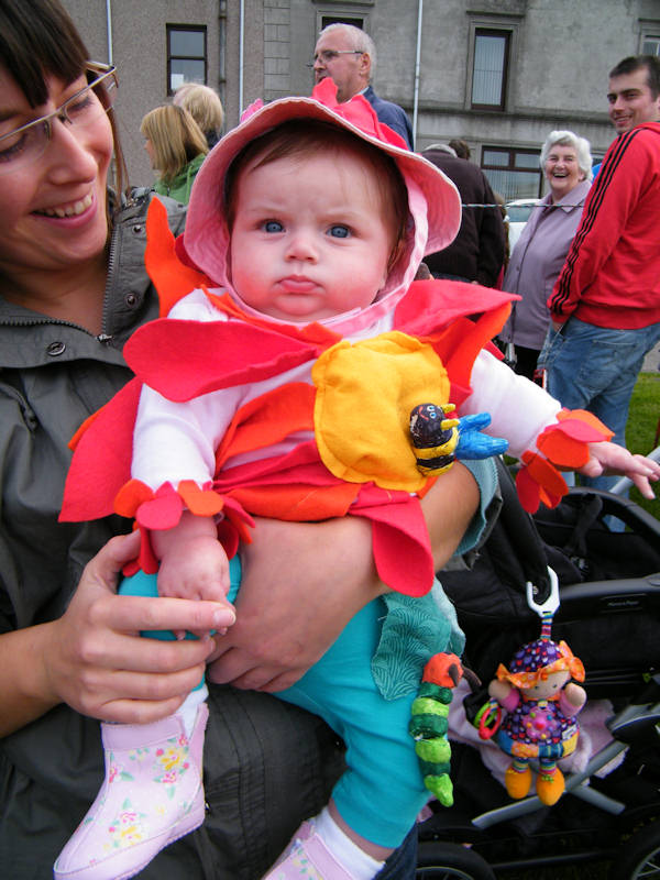 Photo: Wick Gala 2011 - Children's Fancy Dress At Braehead, Wick