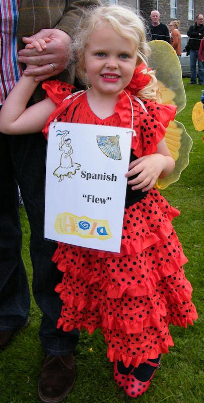 Photo: Wick Gala 2011 - Children's Fancy Dress At Braehead, Wick