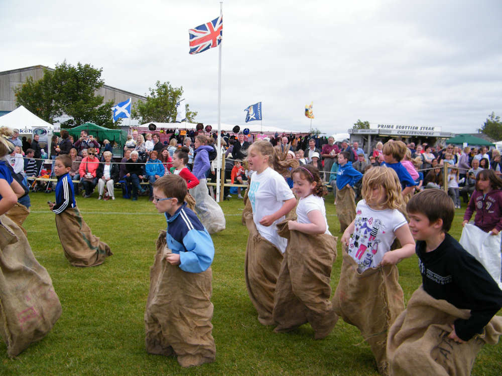 Photo: Halkirk Highland Games 2011