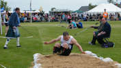 Halkirk Highland Games - Long Jump Competition