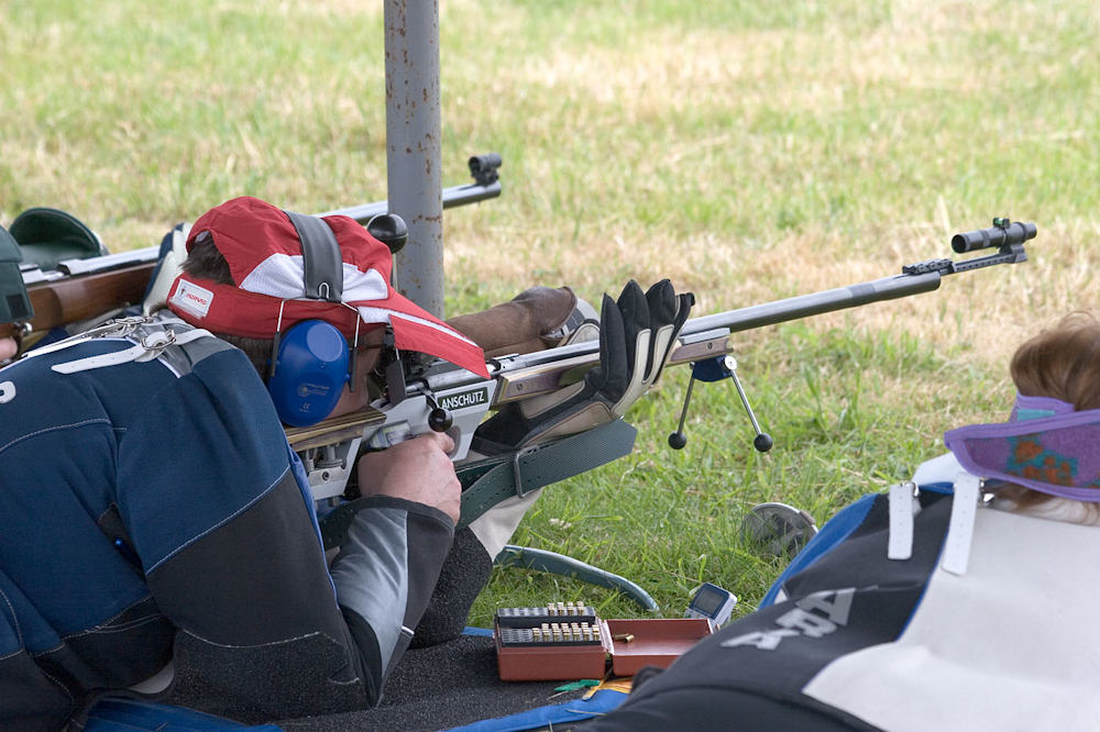 Photo: Scottish Rifle Shoot Competition 2011 - Caithness