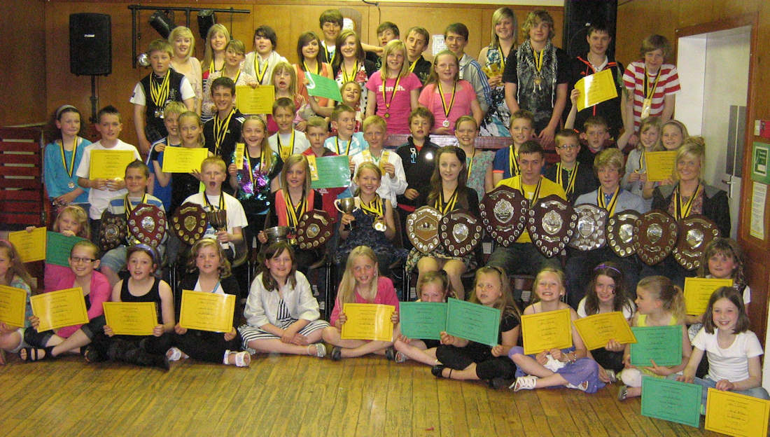 Photo: Wick Amateur Swimming Club Championships 2011