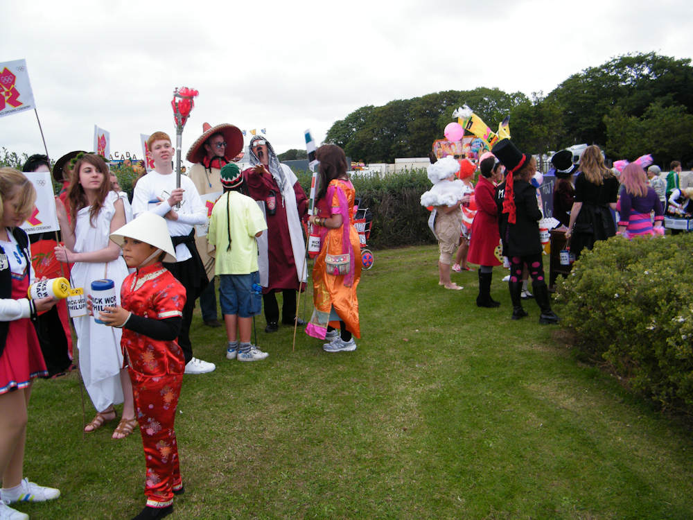 Photo: Wick Gala 2011 - Footwalkers