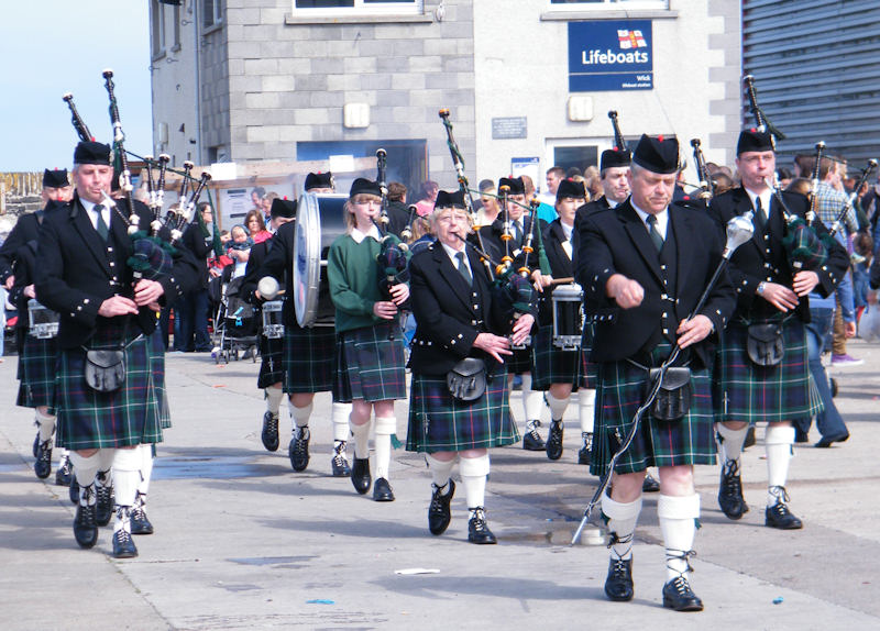 Photo: Wick Harbour Day 2011