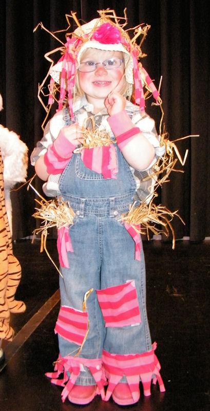 Photo: Children's Fancy Dress At Halkirk Gala 2011
