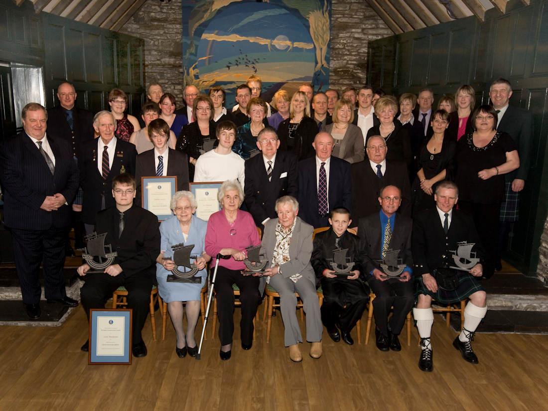 Photo: Caithness Community Awards 2011