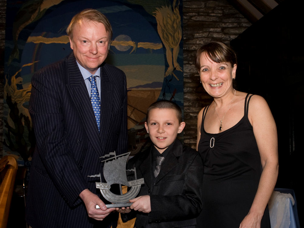 Photo: Young Achiever in Sport Award - Luke McDowall