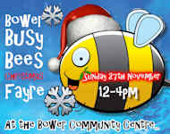 Bower Busy Bees Christmas Fayre