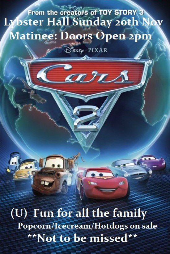 Photo: Cars 2 Movie - CANCELLED