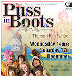 Puss In Boots Panto - 14 17 December 2011