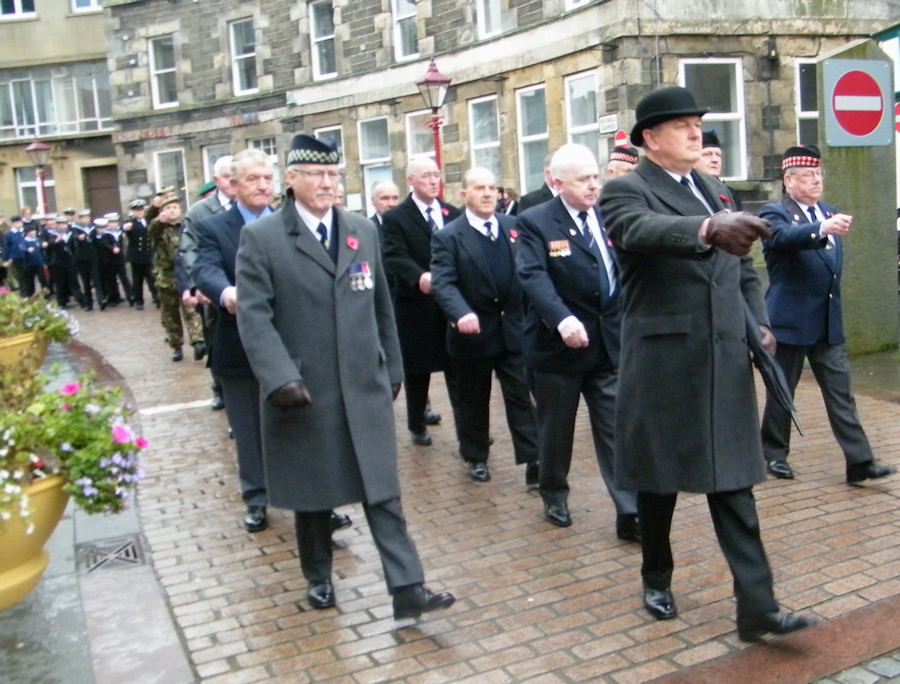 Photo: Remembrance At Wick