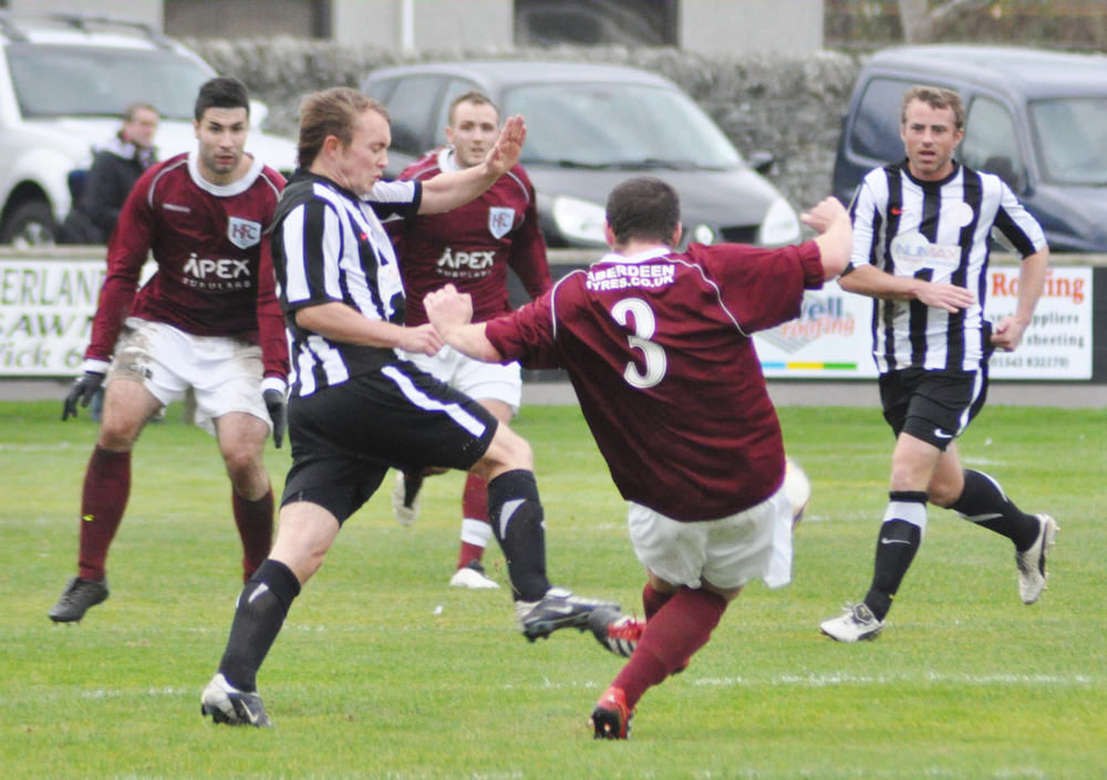 Photo: Scottish Cup Wick Academy 0 Keith 1