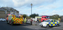 Bomb Scare At Wick was world War Two Ordnance