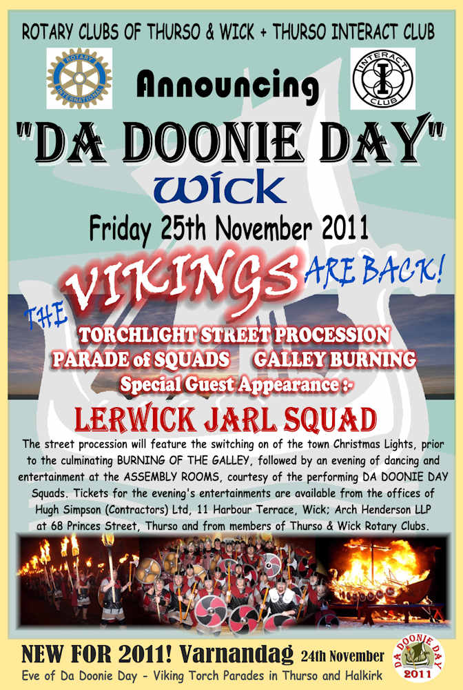 Photo: Da Doonie Day - Wick