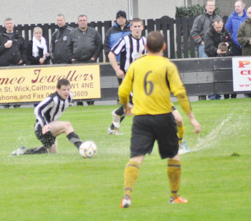 Photo: Wick Academy V Fort William