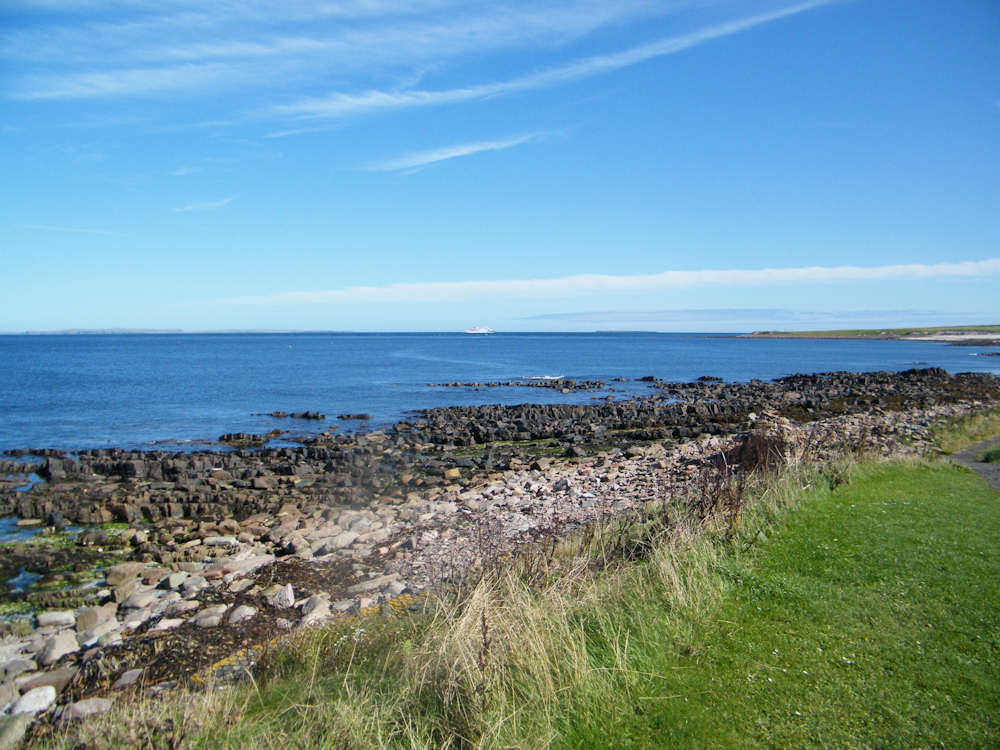 Photo: John O'Groats Sea Walk