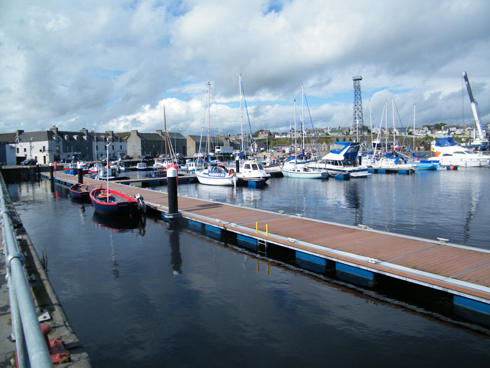 Photo: Wick Harbour - Modern Marina Facilities