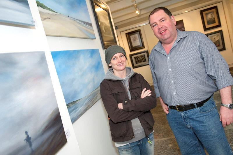 Photo: Jane McDonough and Angus Mackay