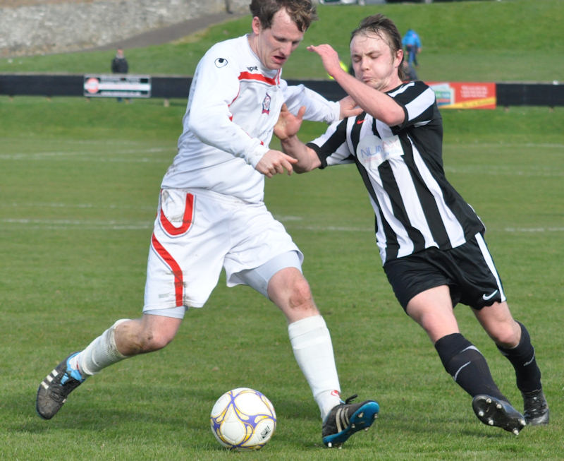 Photo: Wick Academy V Turriff United 2 - 1