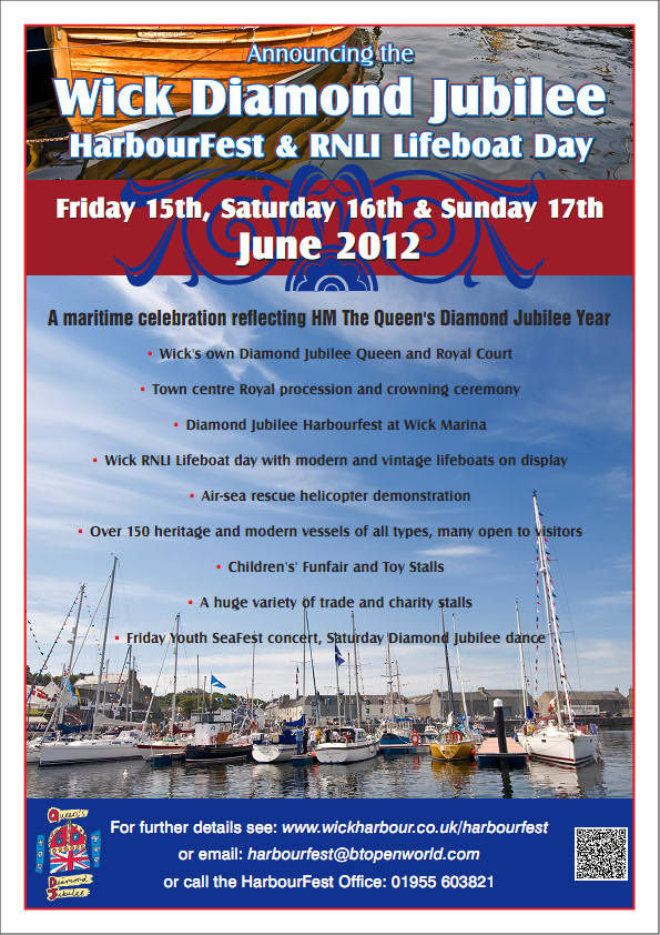 Photo: Wick Harbour Fest 2012