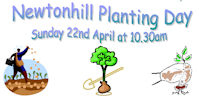 Planting Day At Newtonhill