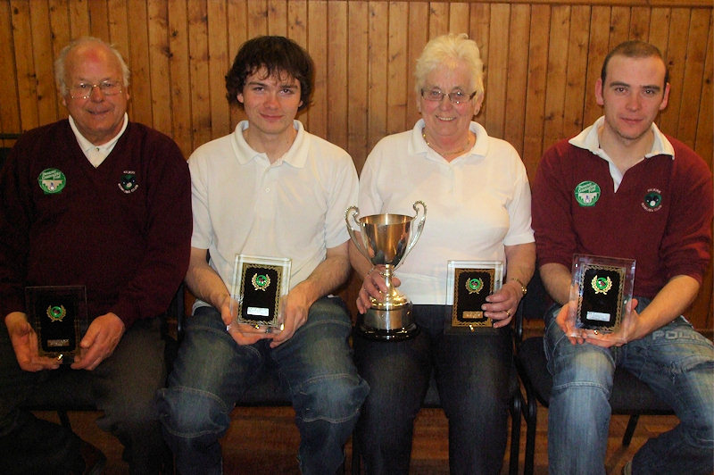 Photo: Halkirk Bowling Team Win The Geddes Cup