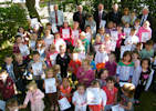 Awards For Summer Reading Challenge At Wick Library