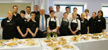 Catering Students with Alex Salmond