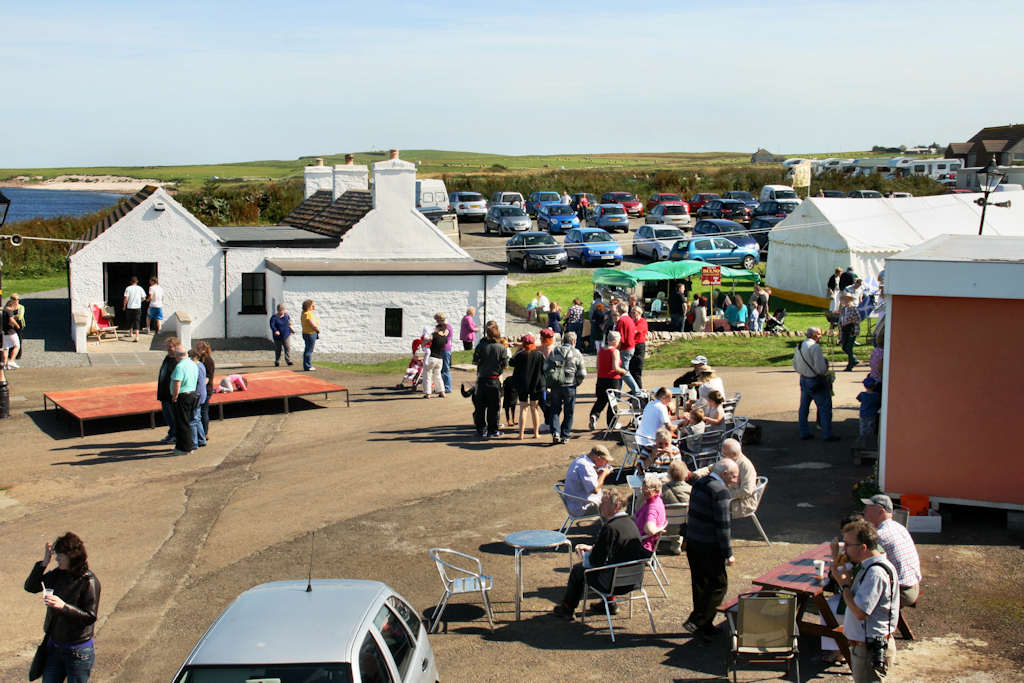 Photo: Harbour Day At John O'Groats