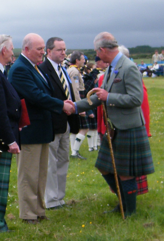 Photo: Mey Highland Games 2012