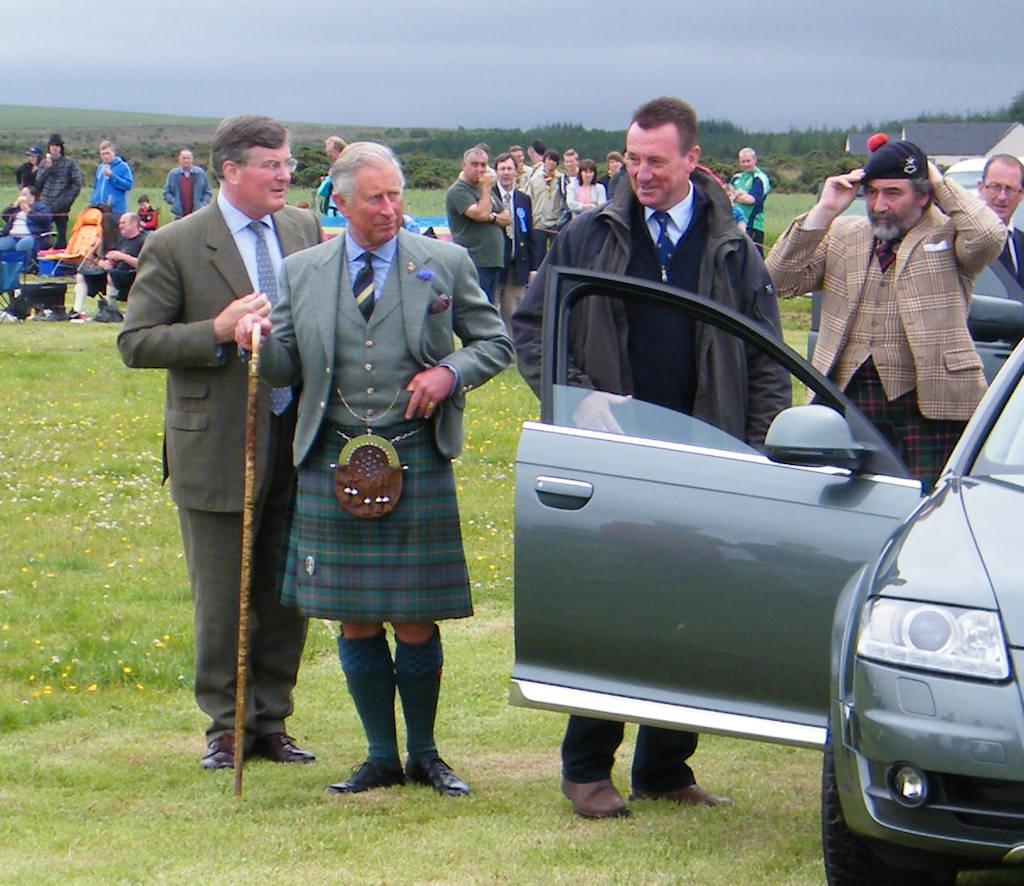 Photo: Mey Highland Games 2012