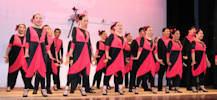 UP concert Chorus
