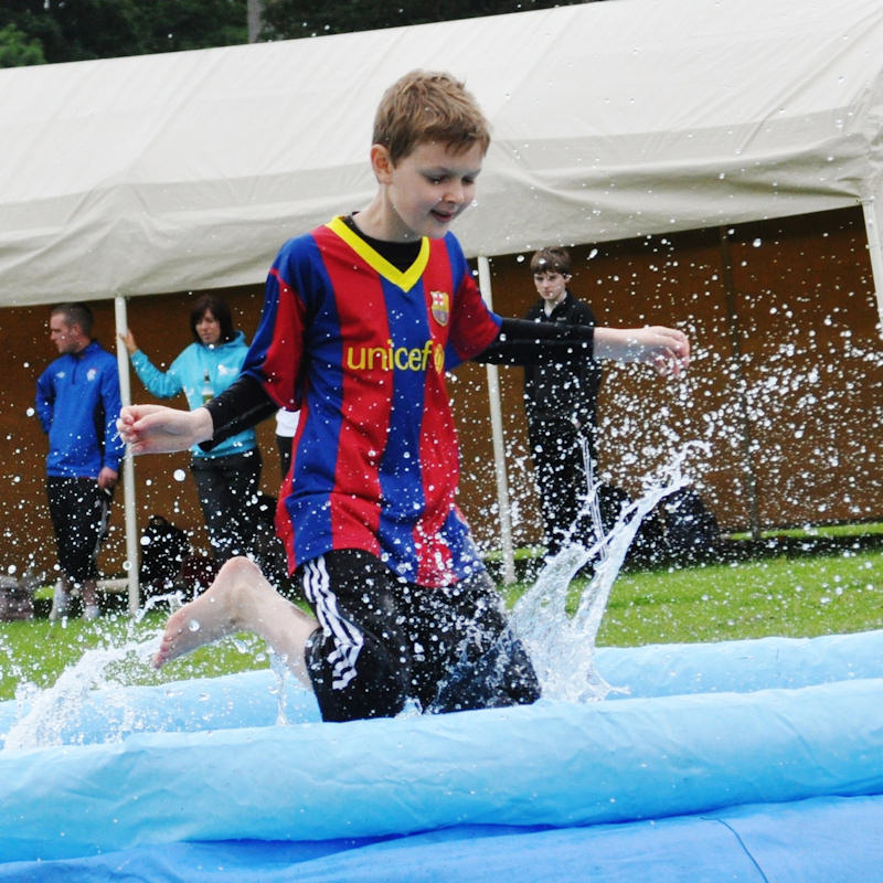 Photo: It's A Knockout Wick Gala 2012