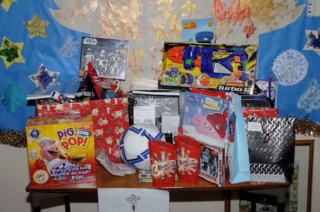 Photo: Keiss Primary School Ready For Christmas