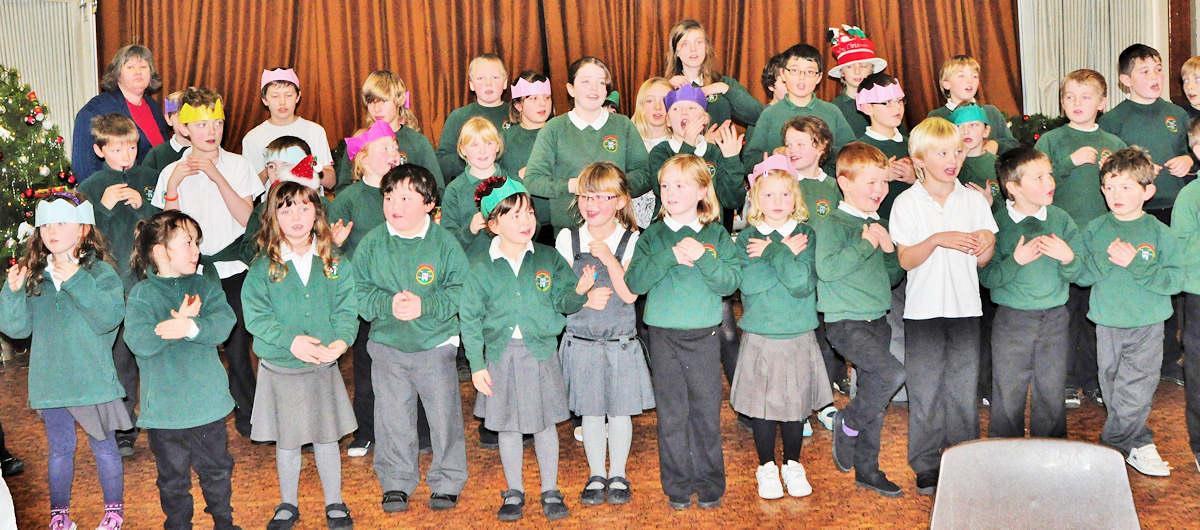 Photo: Keiss School - Twelve Days Of Christmas
