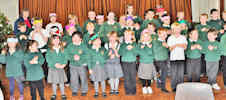 Keiss School Twelve Days Of Christmas