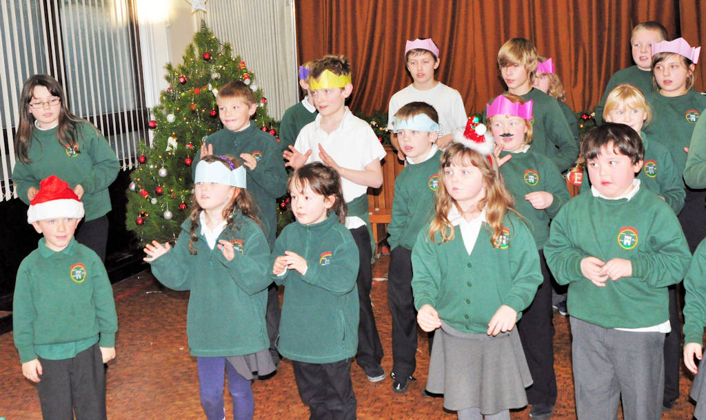 Photo: Keiss School - Twelve Days Of Christmas