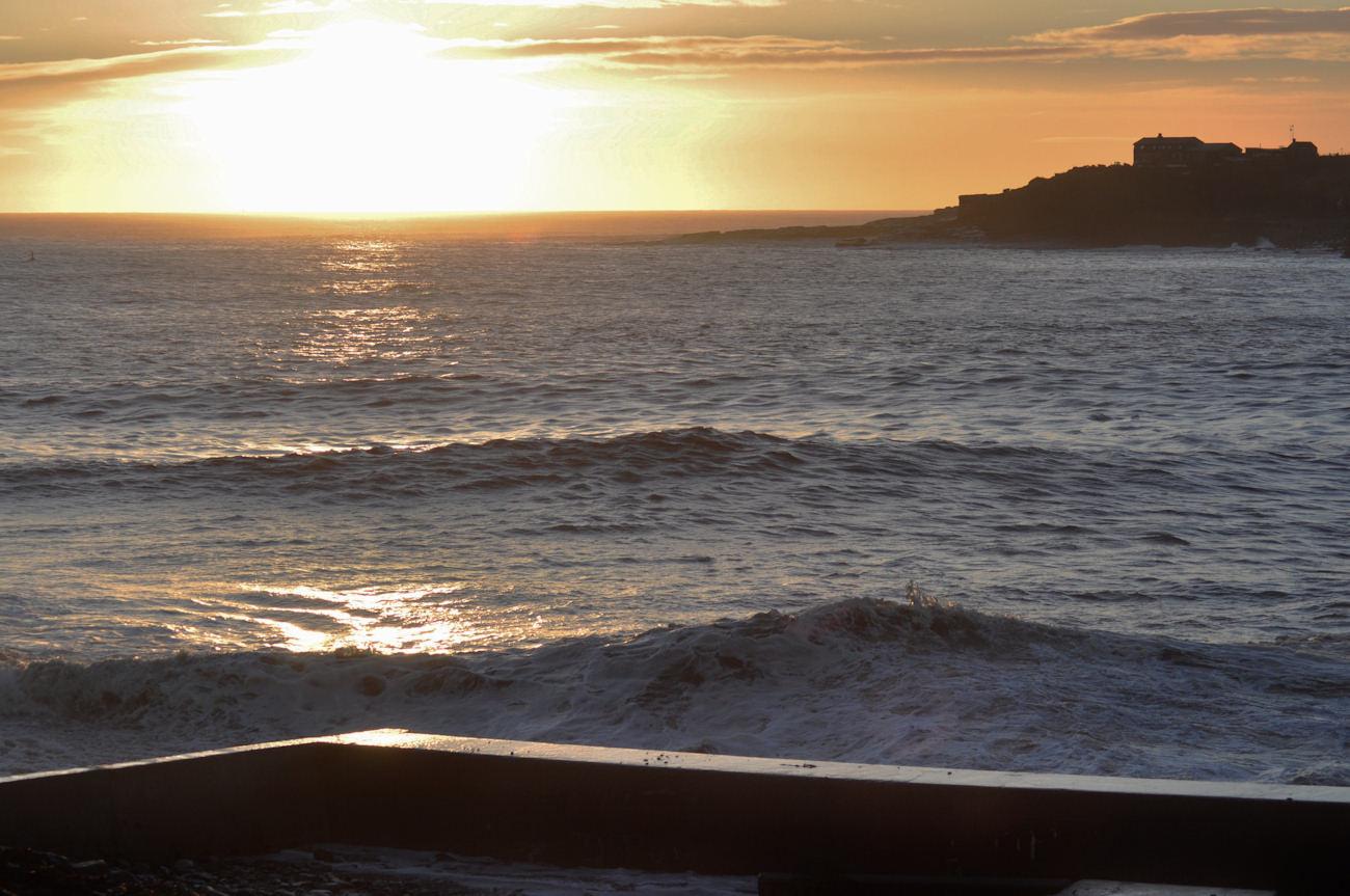 Photo: Sunrise - No Storm In Sight