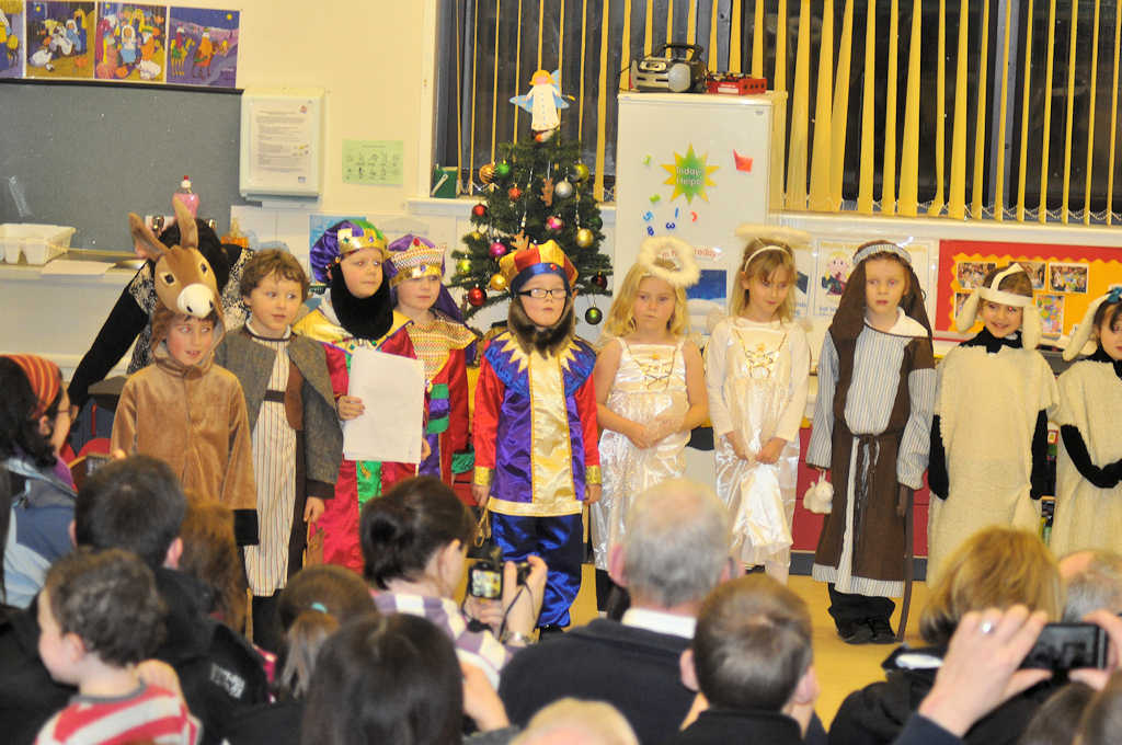 Photo: Thrumster School Christmas Concert