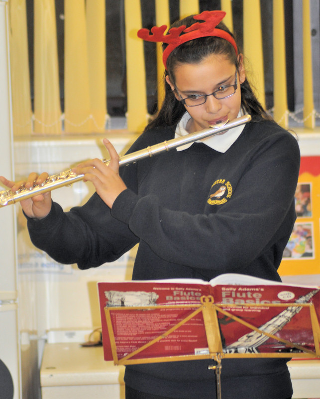 Photo: Thrumster School Christmas Concert