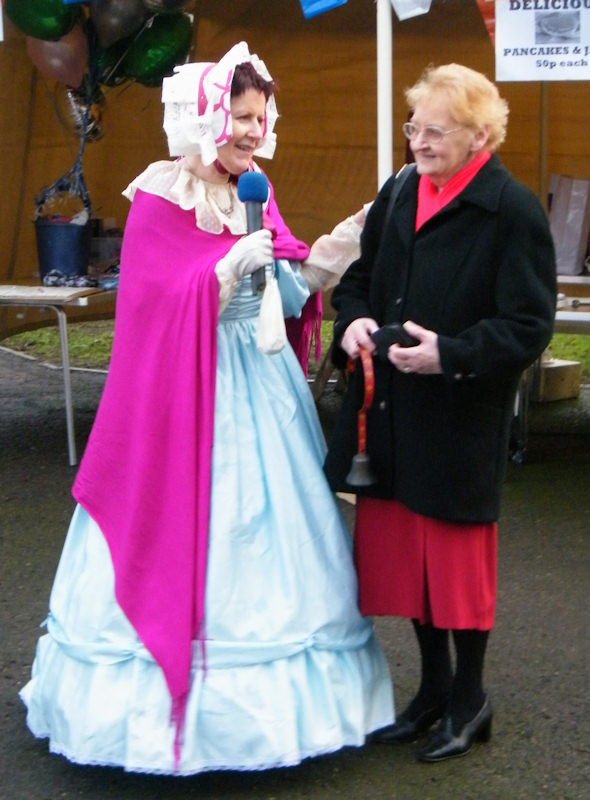 Photo: Victorian Christmas In Argyle Square, Wick