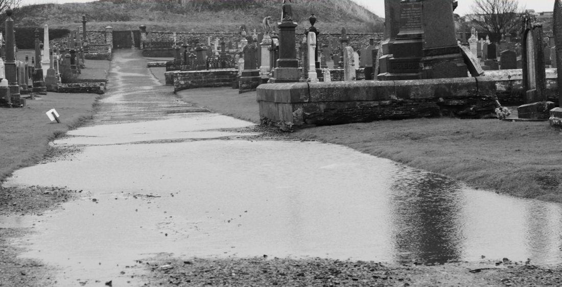 Photo: Wick Cemetery