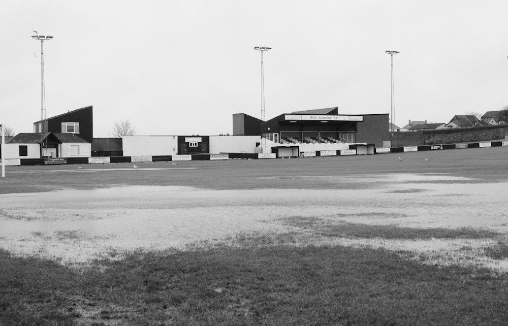 Photo: Wick Academy Football Club Ground