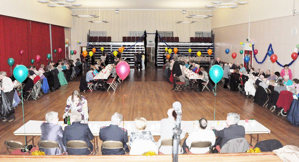Photo: Pensioners Annual Treat At Wick