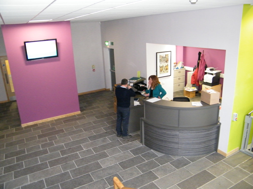 Photo: New Pulteney Community Centre In Wick Opens Its Doors